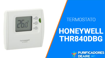 Termostato Honeywell THR840DBG